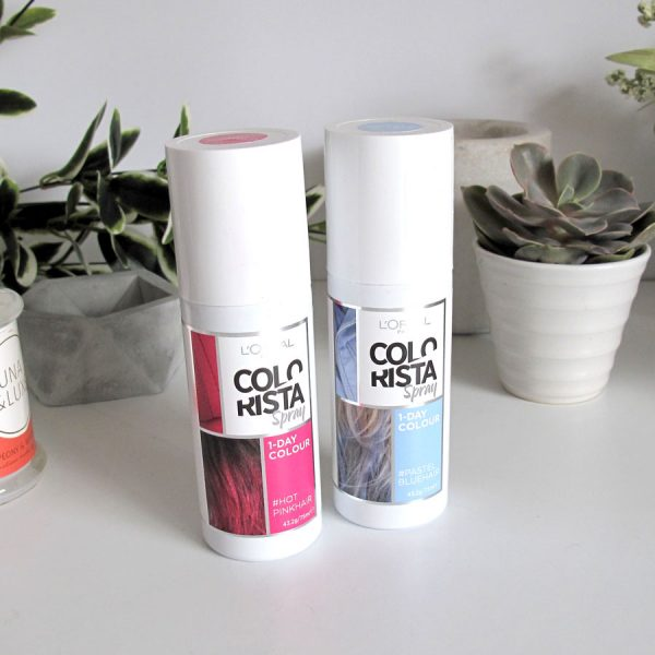 Does L'Oreal Colorista Hair Spray Work on Dark Hair?