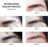Eyebrow Microblading (Embroidery) Review + Before & After