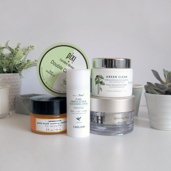 Cleansing Balm reviews: Farmacy, Pixi, Emma Hardie, Ole Henriksen, Caolion