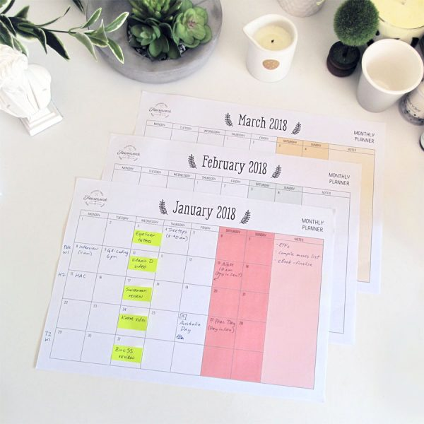 How I Stay Organised for Blogging While Working Full-Time