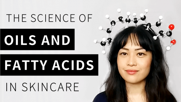 Video: Skincare Oils and Free Fatty Acids: The Science