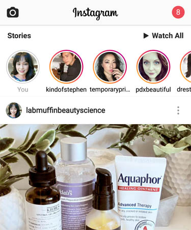 How to Use Instagram as a Skin Diary
