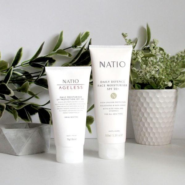 Sunscreen Reviews: Canmake, Natio, Ultraceuticals