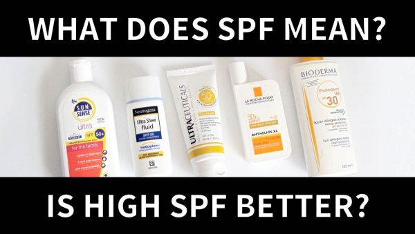 Video: What Does SPF Mean? Is High SPF Sunscreen Better?