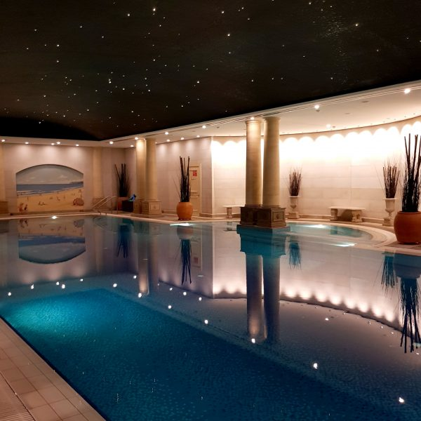 The Day Spa by Chuan at the Langham Hotel: Spa Socialising Review