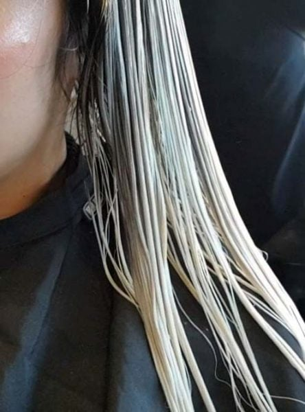 Bleached white Asian hair - What to Expect After You Bleach Your Asian Hair