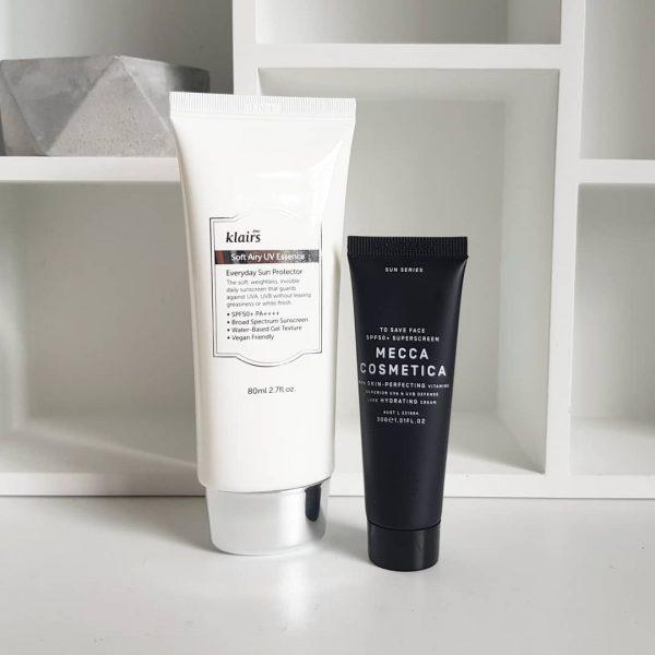 Sunscreen reviews: Klairs, Mecca