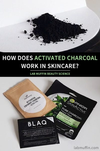 Activated Charcoal in Skincare: The Science