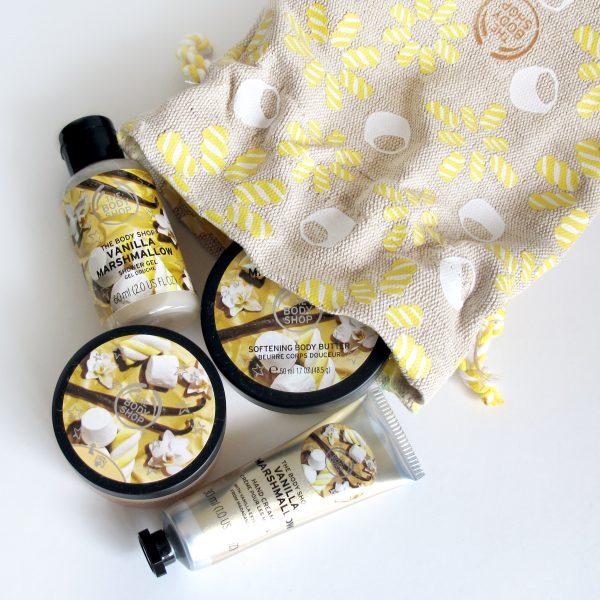 Gift Ideas for a Good Cause From The Body Shop