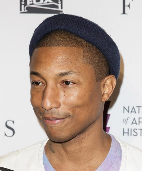 Pharrell Williams' Skincare Routine