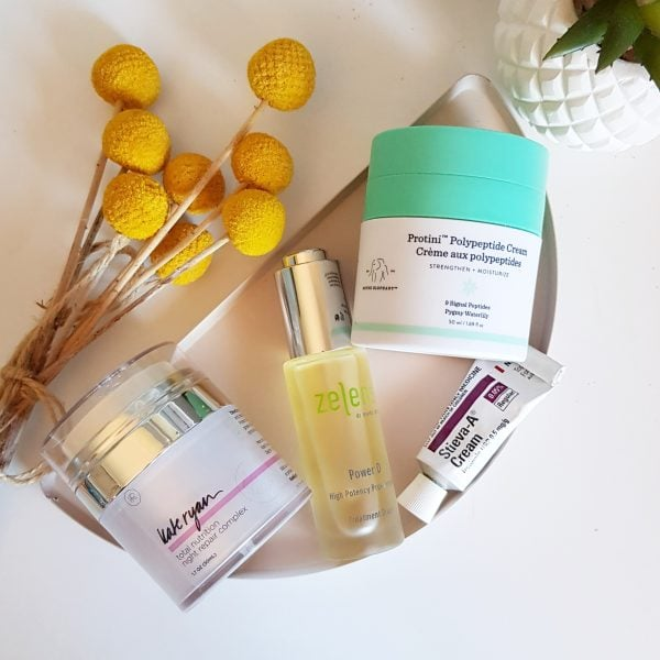 My Current Evening Skincare Routine - Tretinoin