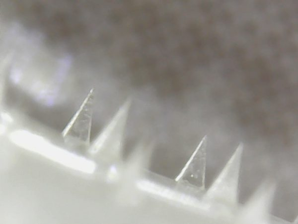 Dissolving Microneedle Patches: Science and Review (Vice Reversa)