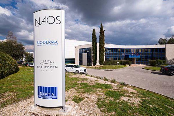 NAOS Bioderma Headquarters