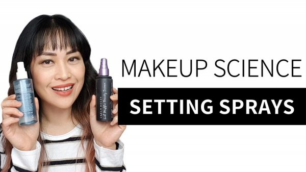 How Do Make-Up Setting Sprays Work? (With Video)