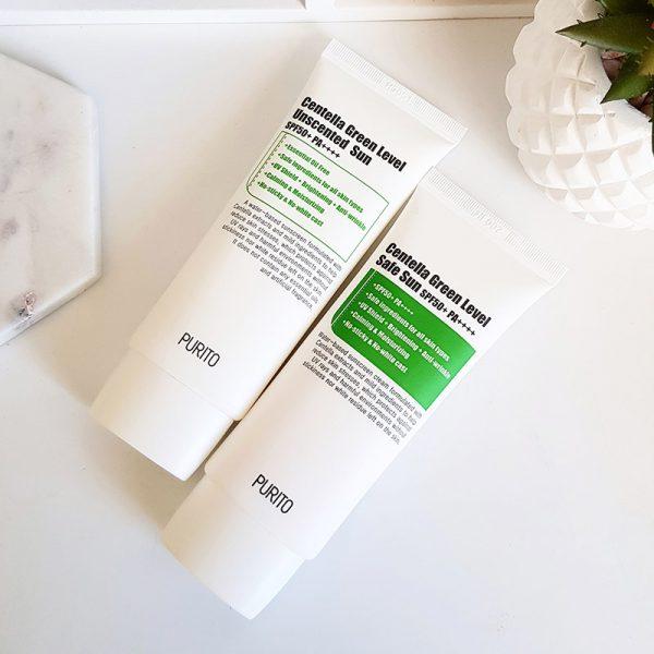 Purito Chemical Sunscreens