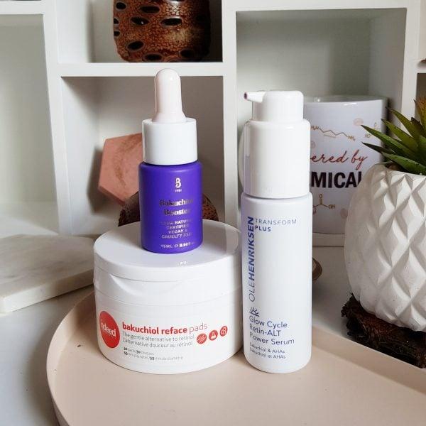 Bakuchiol products
