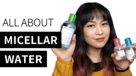 All About Micellar Water (video)