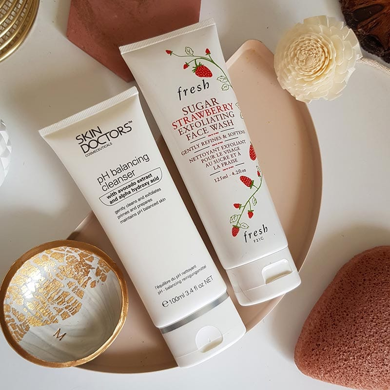 Cleanser reviews: Then I Met You, Oneoseven, Fresh, Skin Doctors