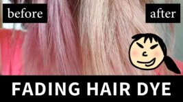 Video: Fading Hair Dye With Low Damage