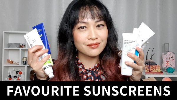 Video: My Top 6 Favourite Sunscreens
