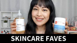 My Favourite Skincare Products of 2019 (with video)