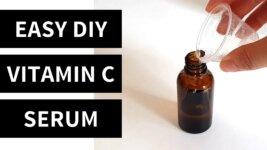 Easy (5 Minute) DIY Vitamin C Serum Recipe