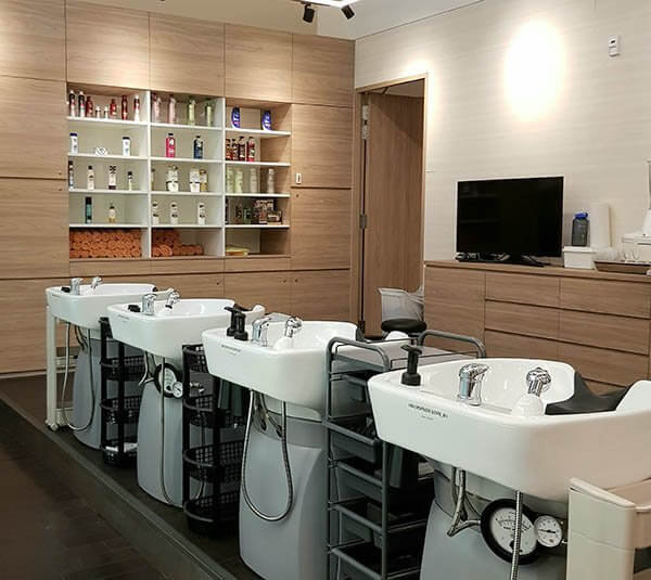 P&G Hair Salon