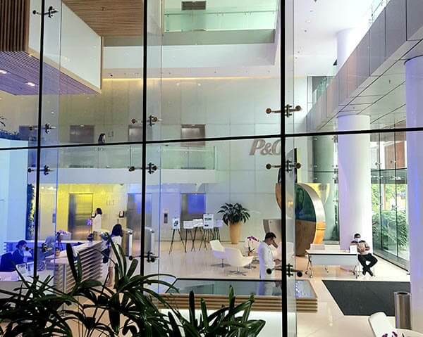 Behind the Scenes at Procter & Gamble's Singapore Innovation Centre