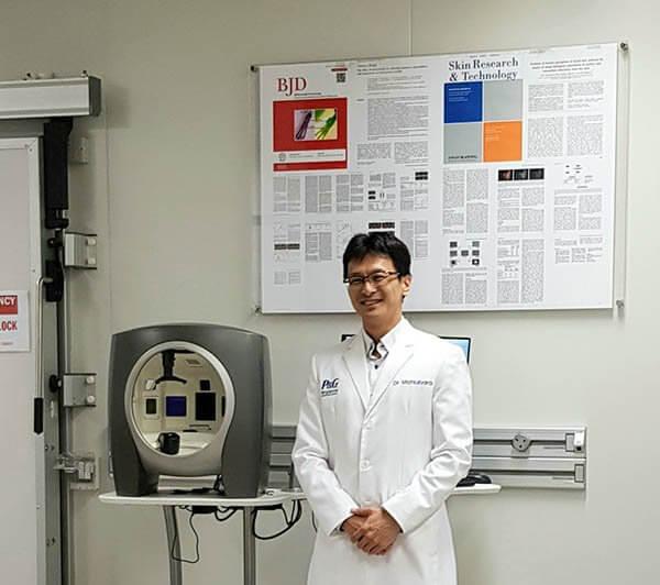 Dr Matsubara