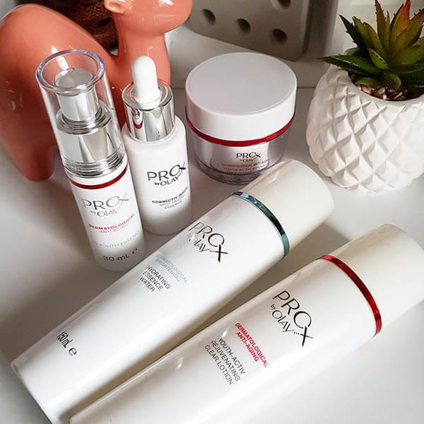 Olay ProX Skincare Range
