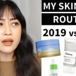 My Current Evening Skincare Routine