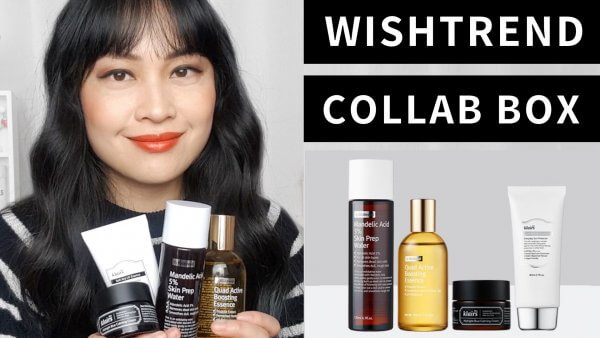 Michelle's Boost Your Base Box: Wishtrend X Lab Muffin