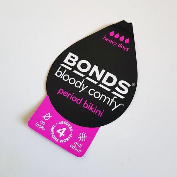 Bonds Bloody Comfy