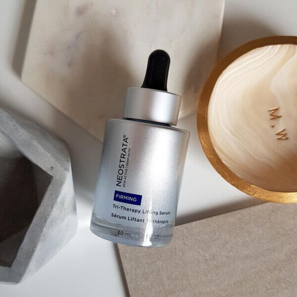 Polyhydroxy acids? Aminofil? Neostrata Skin Active Tri-Therapy Lifting Serum