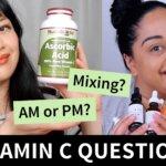 Vitamin C video