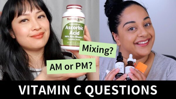 Common Questions About Vitamin C (video collab with Beck Wynta)