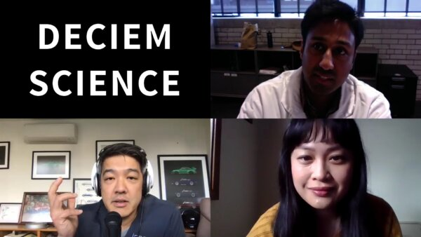 Interview with Deciem (The Ordinary) Chief Scientific Officer and Dr Davin Lim