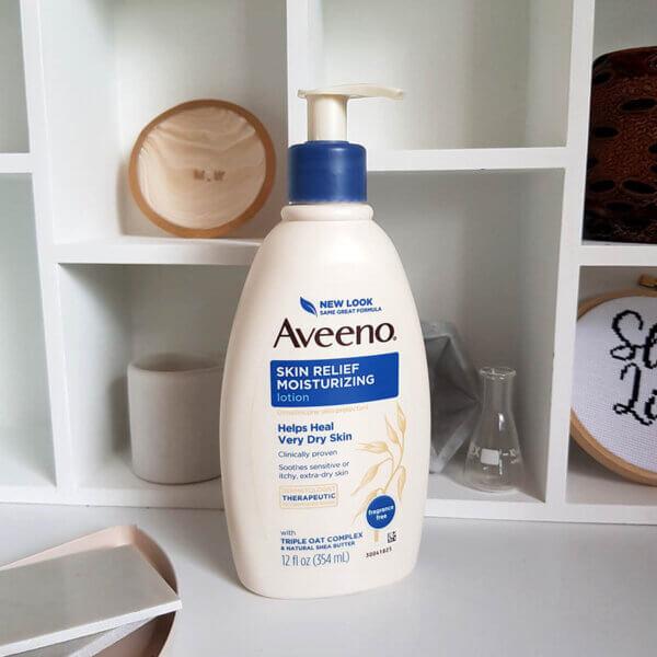 Oat Skincare: Aveeno Skin Relief Moisturizing Lotion