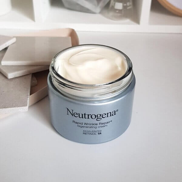 Neutrogena Rapid Wrinkle Repair Regenerating Cream