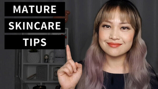 Adapting Your Routine for Mature Skin (with video)