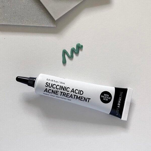 inkey list succinic acid
