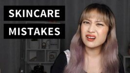 Don't Make These Skincare Mistakes (with video)