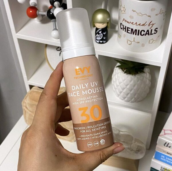 Evy Facial Sunscreen
